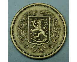 Финляндия 20 марок 1934 год.