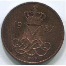 5 Эре 1987 г. Дания