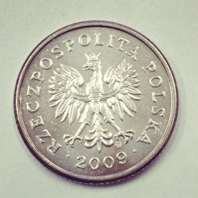 20 грошей 2009 года Польша