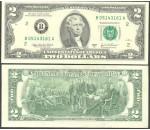 Банкноты: США