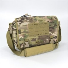 СУМКА DIRECT ACTION HELIKON TEX SMALL MESSENGER BAG, camogrom, НОВАЯ