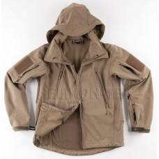 Куртка Helikon Gunfighter Shark Skin, Coyote, новая