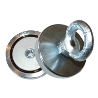 Односторонний поисковый магнит F120 (ЗАО Редмаг)