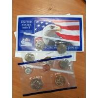 Годовой набор разменных монет США 2003 года (P)