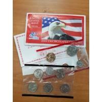 Годовой набор разменных монет США 2003 года (D)