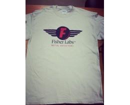Фирменная футболка FISHER