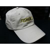 Фирменная бейсболка Fisher, хаки