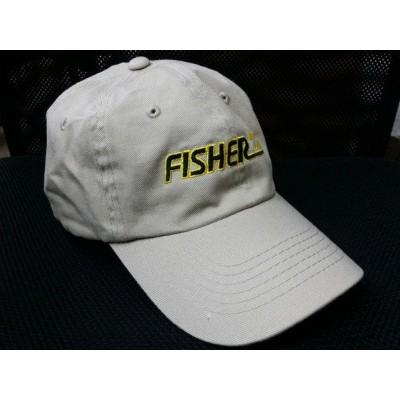 Фирменная кепка FISHER, хаки