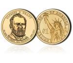1 доллар серия Президенты