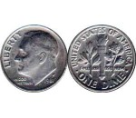 10 центов (дайм) США
