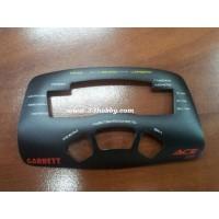 Русифицированная наклейка на дисплей для металлоискателя  Garrett ACE 150
