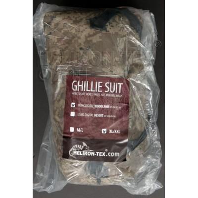 Маскировочный костюм Helikon-tex Ghillie, Desert, новый