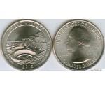 25 центов США (Штаты и Территории, Национальные парки)