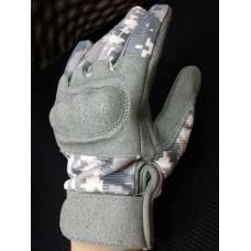 Перчатки EDGE Tactical Field. Цвет AT-digital.