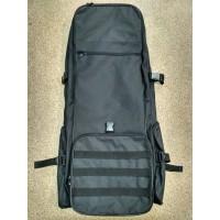 Рюкзак кладоискателя Премиум (складной), Чёрный