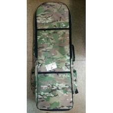Рюкзак кладоискателя под металлоискатель и лопату (Multicam)