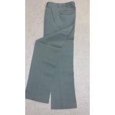 Австрийские Штабные брюки, серые. Плотная ткань, состояние НОВЫХ