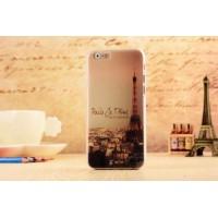 """Матовый задний чехол """"Париж"""" для телефона Apple iPhone 6 4,7"""""""