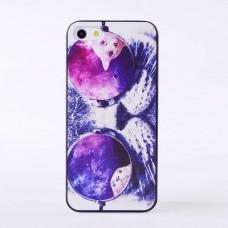 """Жесткий чехол для Apple iPhone 6 (4,7"""") """"Кот в очках"""""""