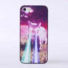 "Жесткий чехол для Apple iPhone 6 (4,7"") ""Кот"""