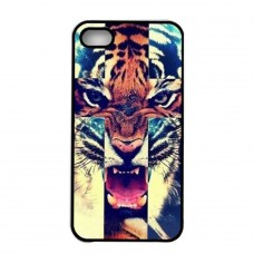 "Жесткий чехол для Apple iPhone 6 (4,7"") ""Тигр"""