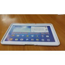 Мягкий силиконовый чехол для Samsung Galaxy Tab 2 10.1 P5100 P5110 P7500 Белый