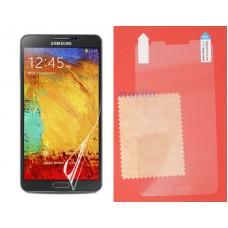 Защитная пленка на экран для телефона Samsung Galaxy Note 3 N9000