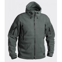 Флисовая куртка Helikon Patriot, 390г, foliage green , новая