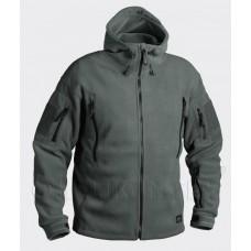 Флисовая куртка Helikon Patriot, 390г, foliage green , новая