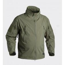 Куртка Trooper Soft Shell Jacket цвет Olive green, новая