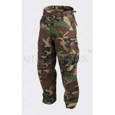 брюки  HELIKON BDU Battle Dress Uniform цвет US Woodland