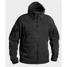 Флисовая куртка Helikon Patriot, 390г, черный , новая