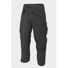 HELIKON-tex мембранные брюки ECWCS II Generation цвет ЧЕРНЫЕ , новые