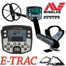 Металлоискатель Minelab E-Trac Russia Standart