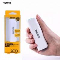 Внешний аккумулятор Remax Mini White series 2600mAh