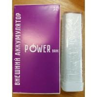 Внешний аккумулятор Power bank 2000mAh