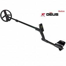 Металлоискатель XP Deus v4  RUS Medium. Блок и катушка 22см( БЕЗ НАУШНИКОВ)
