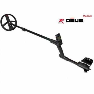 Металлоискатель XP Deus v4 RUS Medium.Блок и катушка 22см( БЕЗ НАУШНИКОВ)