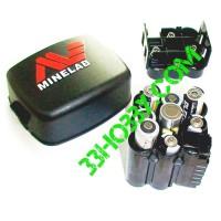 Бокс для батарей металлоискателя Minelab CTX3030
