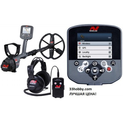 Металлоискатель Minelab CTX 3030 Pro