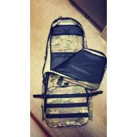 Рюкзак кладоискателя Премиум (складной), расцветка Multicam