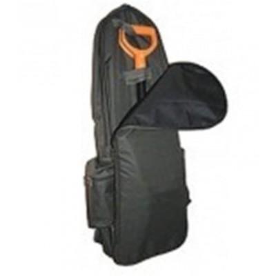 Рюкзак кладоискателя под металлоискатель и лопату (ОЛИВА)