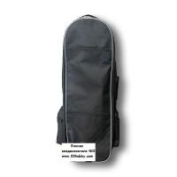 Рюкзак кладоискателя под металлоискатель и лопату (ЧЕРНЫЙ)