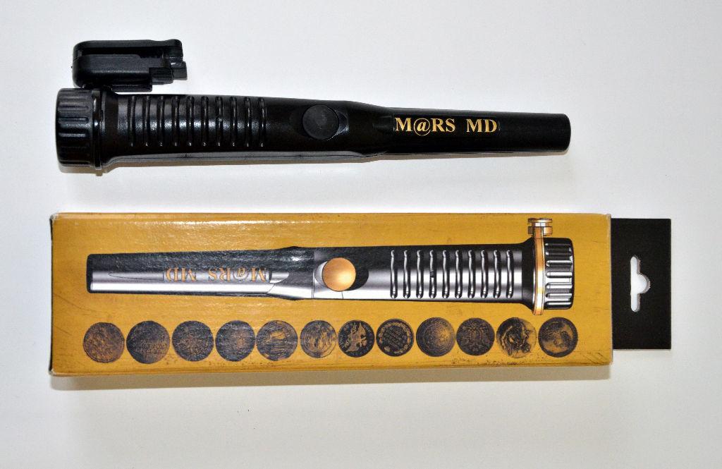 Металлоискатель пинпоинтер mars md pointer - оборудование дл.